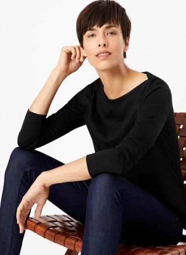 Marks & Spencer Sweatshirt Siyah